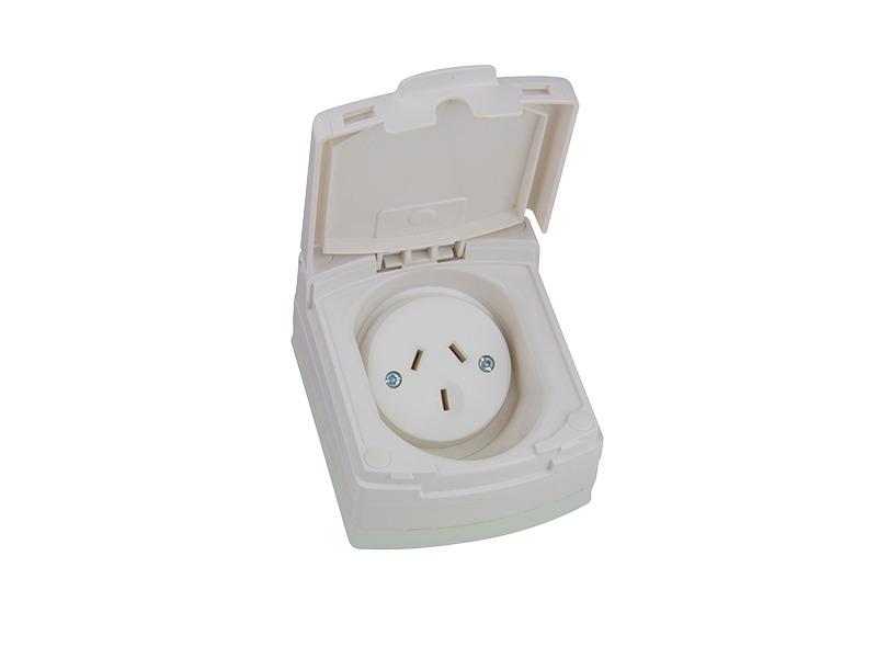 clipsal caravan sockets