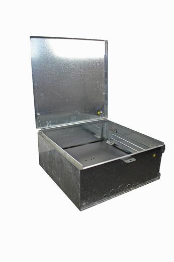 Nsw Standard Meter Box 600mm X 600mm X 260mm
