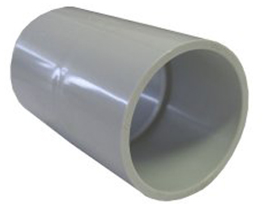 50mm Grey Coupling Schnap Electric Products