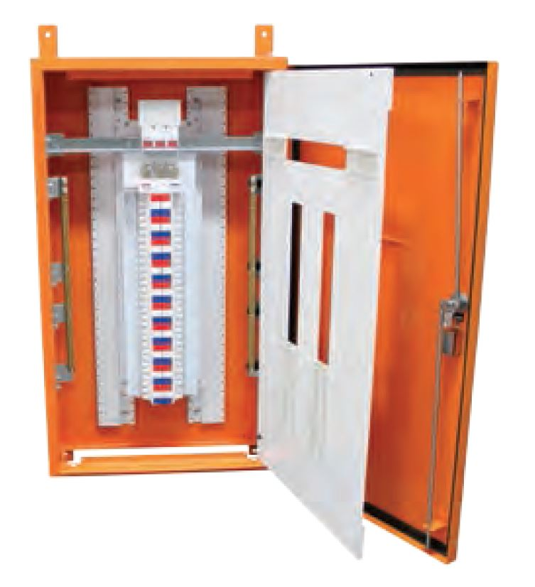 Ip42 Distribution Boards With 250a Main Switch