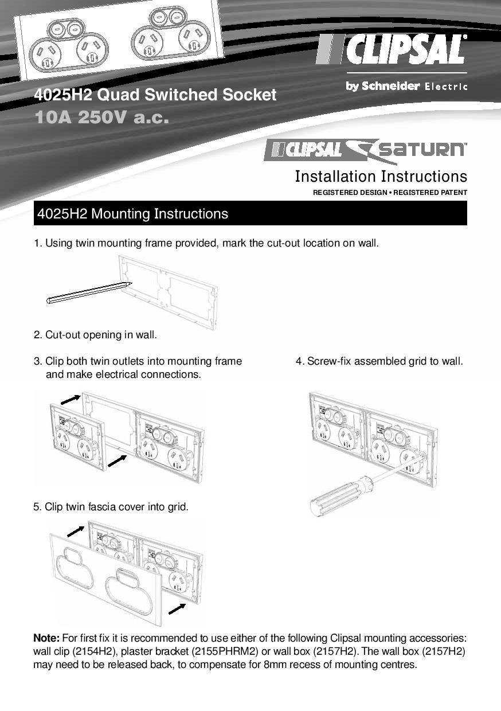 clipsal light fittings trade warehouse clipsal saturn quad power point espresso black