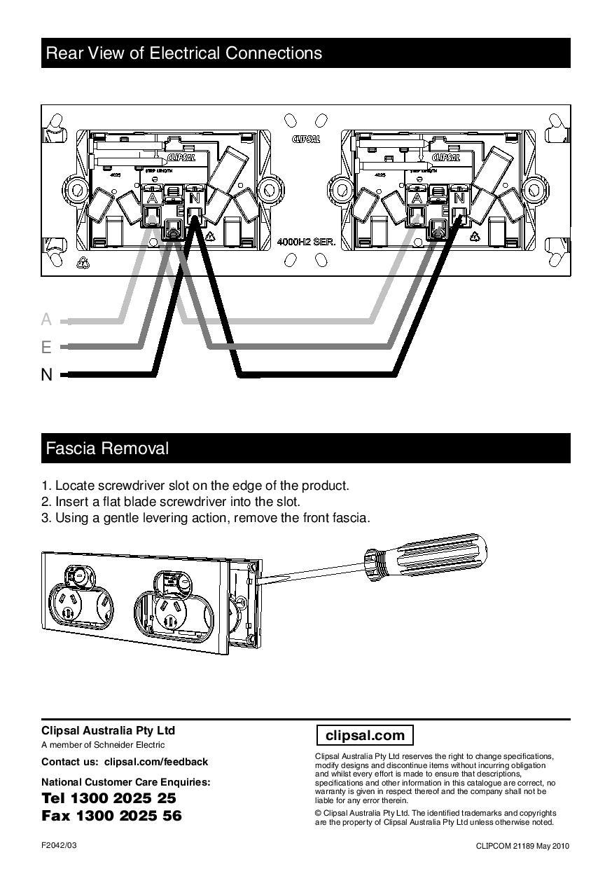 Clipsal Saturn Led Wiring Diagram Trusted Diagrams Sl2 Portal U2022 2000 Backup Lights