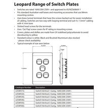 TRADER Leopard Series Switch