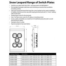 TRADER Snow Leopard Series Switch