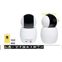 Brilliant Smart Wi-Fi Swift Pan & Tilt Camera with Advanced PIR motion sensing