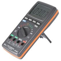 Digital Multimeter Lutron DM-9961 True RMS  Meets Heavy duty CAT III-1000V category with  4000 counts, auto/manual range