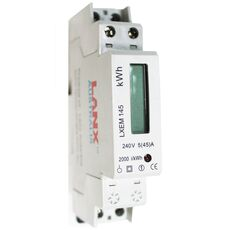 Single Phase 45A Kilowatt Hour Meter
