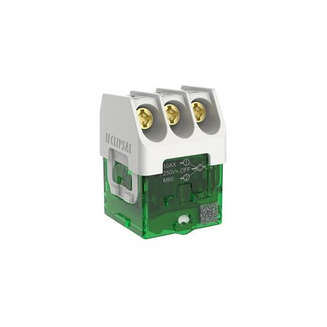 Clipsal 49M Iconic - Switch Mechanism 3 Position Toggle Blank 250V 10A