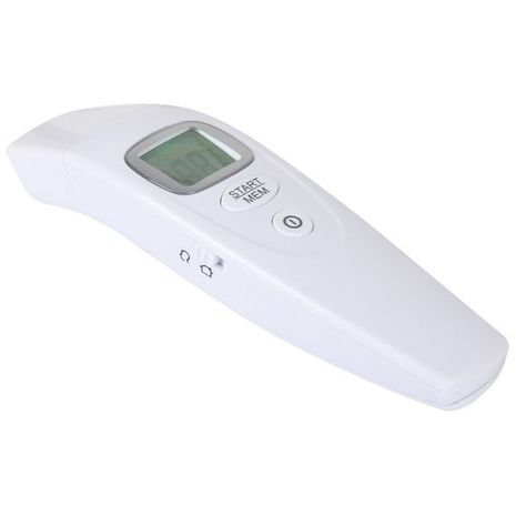 Infrared digital pocket size, portable, non-contact  thermometer with LCD display