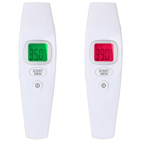 Infrared digital pocket size, portable, non-contact  thermometer with LCD display​