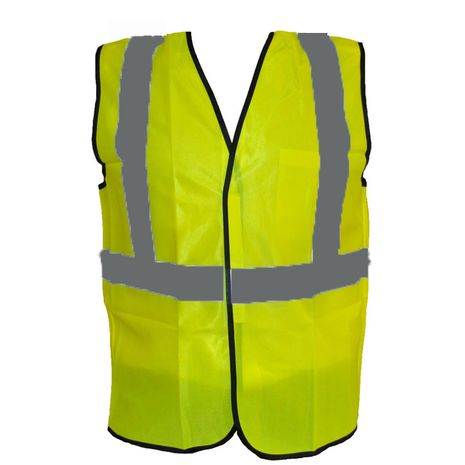 Safety Vest – Fluro (Size-XL)