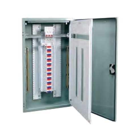 12 Pole IP42 Distribution Boards with 250A Main Switch