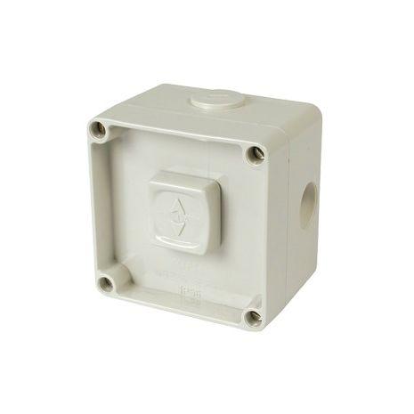 Weatherproof Single Switch 10A