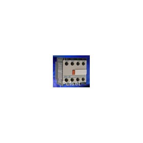 4 Pole Auxiliary Contact (N/O, N/C, N/C, N/C)