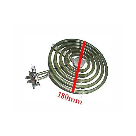 Wired in Stove Element 180mm 2100W