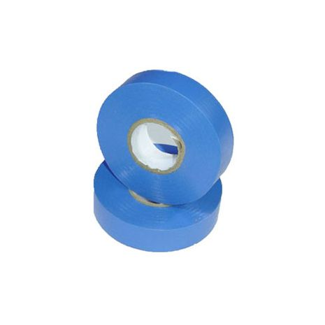 10 Pack Blue PVC Electrical Tape