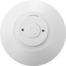 RED R240RC  Smoke Alarm, Photoelectric, 230V Rechargeable Battery Power White